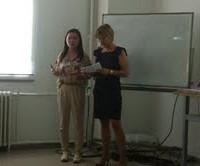Esmod Beijing: Lecture: A successful first impression
